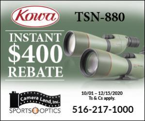 Spotting Scope Sale - Today - Saturday October 17th-300x250-kowa-400.jpg