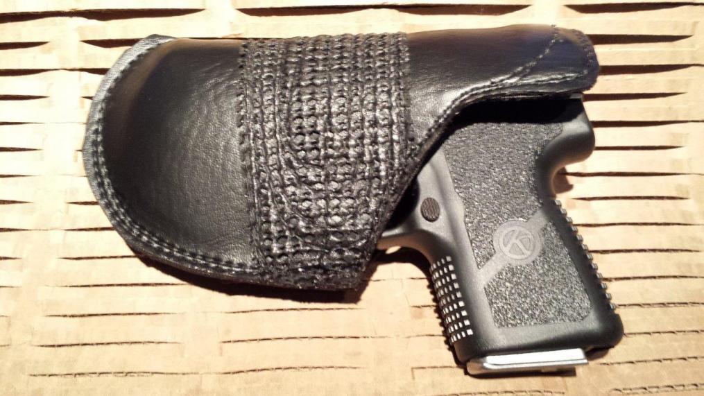 Mika's pocket holster